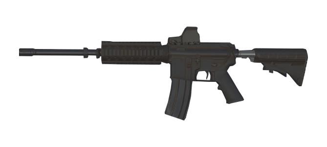 スマホアプリ knives out M4A1