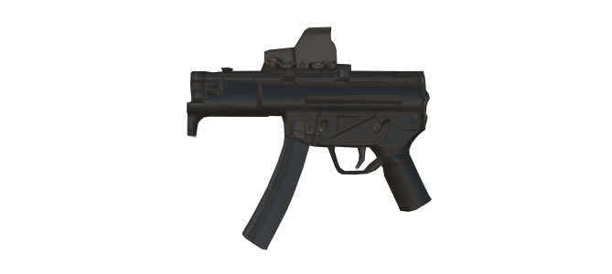 スマホアプリ knives out MP5
