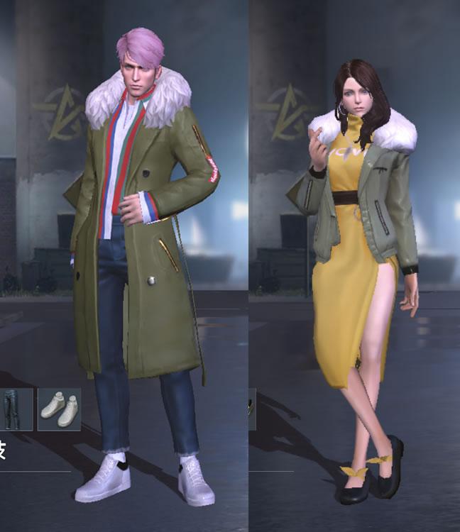荒野行動 1/4のアップデートで新衣装、新システム追加!