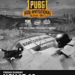 PUBG 大会 PUBG ASIA INVITATIONAL at G-STAR 2017 賞金総額が約3000万円