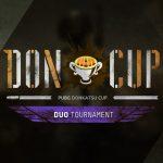 [結果] PUBG 大会 12月10日(日) DONCUP ドンカップ デュオ 第6回