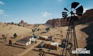 PUBG 砂漠新マップ「ミラマー」公開!名称や詳細はが明らかに!新武器、車も登場