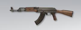 荒野行動 武器一覧 AK-47