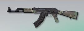荒野行動 武器スキン AK-47 雨林の試練
