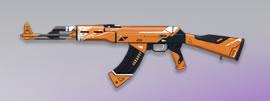 荒野行動 武器スキン AK-47 世紀戦士