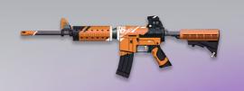 荒野行動 武器スキン S-ACR 世紀戦士