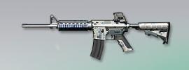 荒野行動 武器スキン M4A1 冬の訪れ
