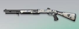 荒野行動 武器スキン M860 冬の訪れ