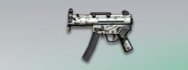 荒野行動 武器スキン MP5 冬の訪れ