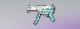 荒野行動 武器スキン MP5 月下芙蓉