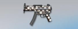 荒野行動 武器スキン MP5 ロマンチックチョコ