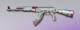 荒野行動 武器スキン AK-47 キャンディーハニー