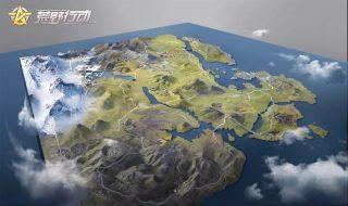 【新マップはもうすぐ】荒野行動 新マップ最新情報 さらに画質が向上より綺麗になり新マップは水に関係!?イメージ画像が追加