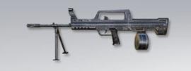 荒野行動 武器一覧 95式軽機関銃
