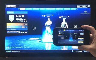 フォートナイト (FORTNITE) モバイルはPS4とクロスプレイが可能!連動できるからPS4持ってても持ってなくても一緒にプレイできる。