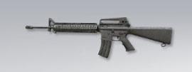 荒野行動 武器一覧 M16A4