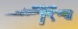 荒野行動 武器スキン M27 クールビューティ先鋒版