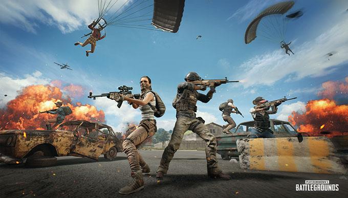 PUBG イベントモード「War Mode」のお知らせ 最初からメイン銃器でリスポーンが早くスピード感のある激しい戦闘!