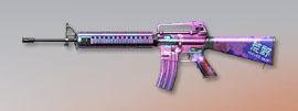 荒野行動 武器スキン M16A4 アホ馬