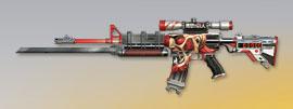 荒野行動 武器スキン M4A1 進撃の巨人先鋒版