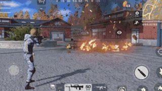 荒野行動 PC版8/21アップデートで「毒ガス弾」が追加されガソリンが爆発する!?ダメージが当たる部分の変更もあり