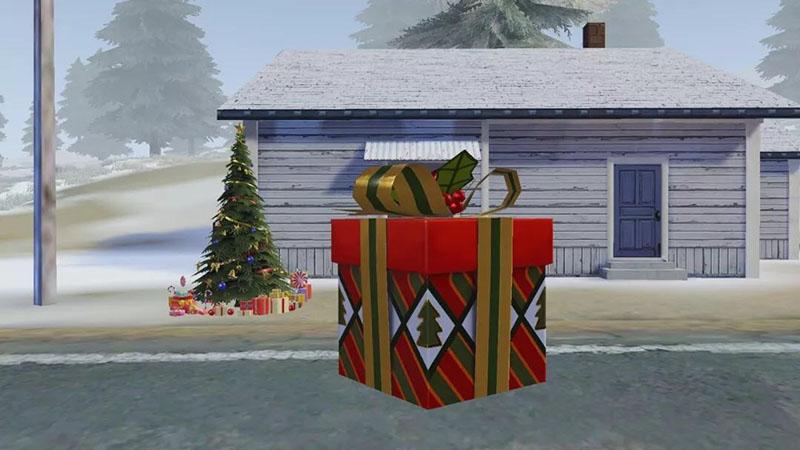 荒野行動 12/11アップデートで冬の雰囲気、クリスマス仕様で新レジャーも登場予定