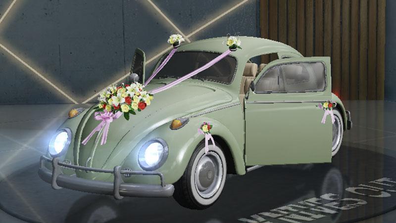 荒野行動 バレンタインに向けたアップデートで新スキンや銃器スキン、乗り物スキンが追加