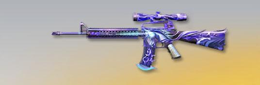 荒野行動 武器スキン M16A4 ユニコーン先鋒版