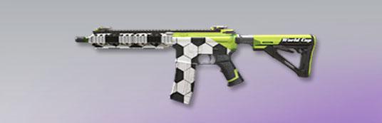 荒野行動 武器スキン M27 サッカーFes