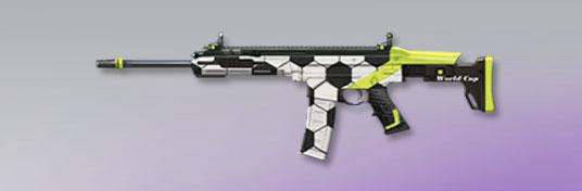 荒野行動 武器スキン S-ACR サッカーFes