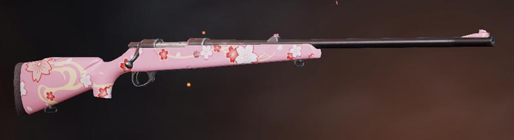 荒野行動 3/30アップデートで桜祭りイベントの春らしい新スキンが続々登場!