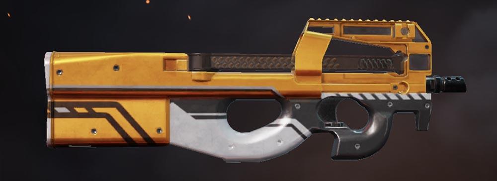銃器スキン