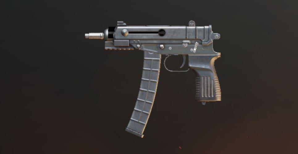 PUBGモバイルに新武器「スコーピオン」が追加