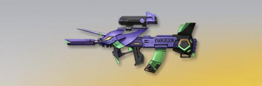 荒野行動 武器スキン 95式 初号機95式I型
