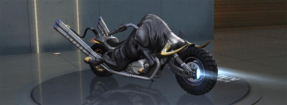 KOF '98UMコラボ バイクスキン
