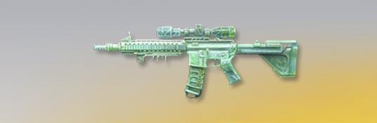 荒野行動 武器スキン M27 ジェードビューティー 先鋒版