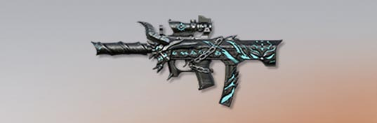 荒野行動 武器スキン 05式 デビルの記号