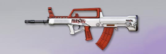 荒野行動 武器スキン 95式 FAIRY TAIL