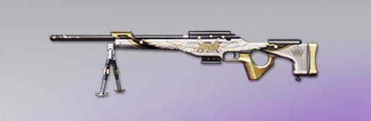荒野行動 武器スキン CS LR4 エンジェル・ブレス
