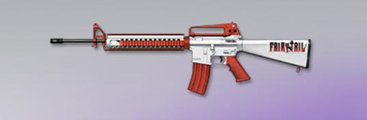 荒野行動 武器スキン M16A4 FAIRY TAIL