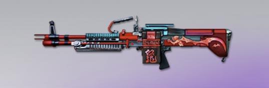 荒野行動 武器スキン MK60 デビルズ・スティグマ