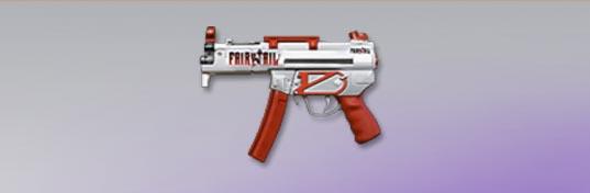 荒野行動 武器スキン MP5 FAIRY TAIL