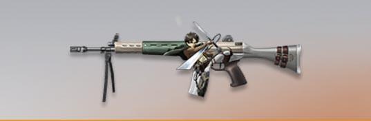 荒野行動 武器スキン 89式 エレン