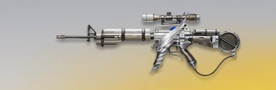 荒野行動 武器スキン M16A4 自由の翼 先鋒版