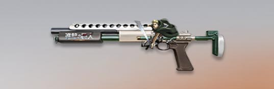 荒野行動 武器スキン M88C エルヴィン