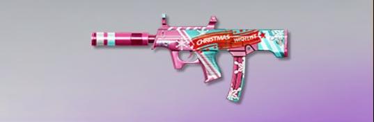 荒野行動 武器スキン 05式 クリスマスの縁結び