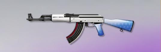 荒野行動 武器スキン AK-47 銀魂