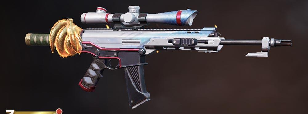 銀魂コラボ 第二弾 銃器スキン