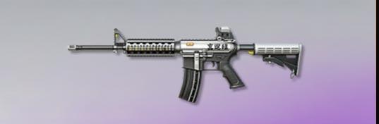 荒野行動 武器スキン M4A1 真選組