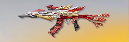 荒野行動 武器スキン AK-47 新春鳳凰 先鋒版